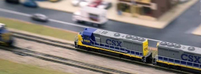 68th FLORIDA MODEL TRAIN SHOW AND SALE.