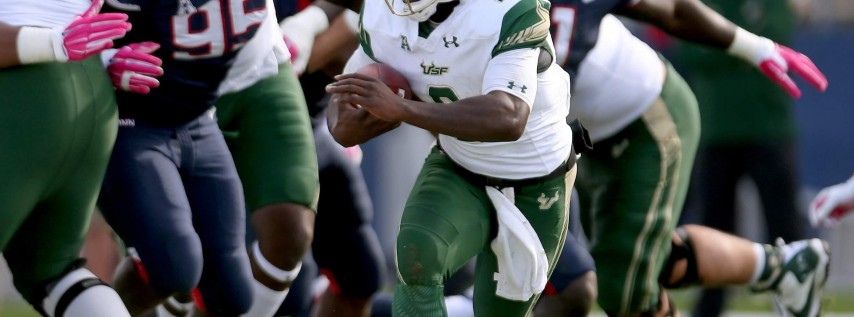 USF vs Connecticut New Orleans Watch Party