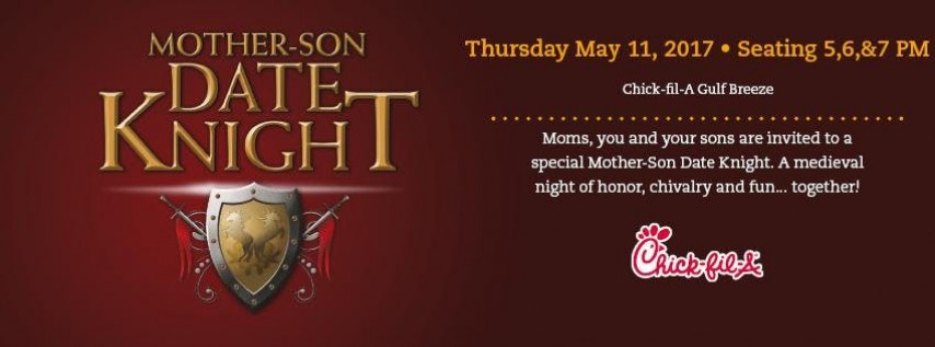 Mother Son Date Knight 2019