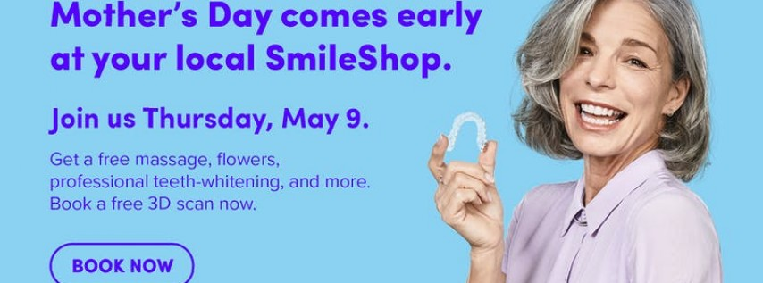 Mother's Day at SmileDirectClub Tampa