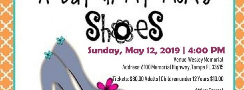 Town and Country SDA Church Fundraiser Banquet, 'A Day in Mom's Shoes'