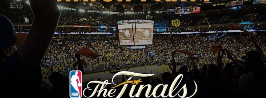 NBA Finals Game 1 Watch Party @Hanovers 2.0