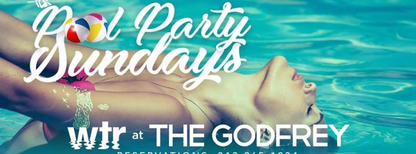 2019 Pool Party Sundays