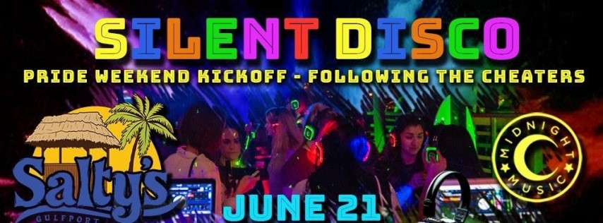 Pride Kickoff Silent Disco