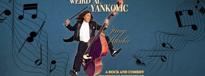 Weird Al Yankovic: The Strings Attached Tour 2019