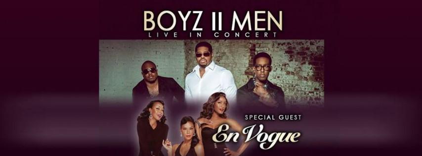 Boyz II Men with En Vogue