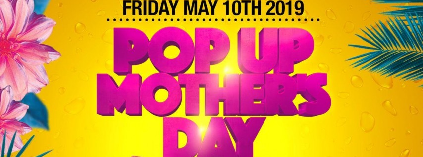 Pop Up Mother's Day Boatride
