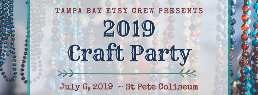 8th Annual TBEC Etsy Craft Party