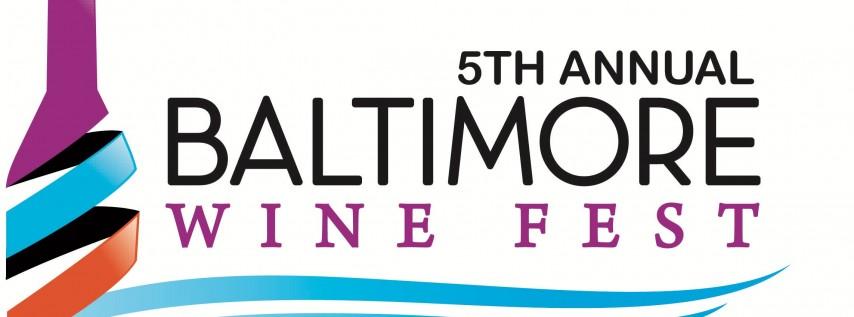 2019 Annual Baltimore Wine Fest