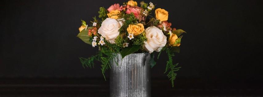 Mother's Day Weekend- Flower Workshop & Brunch
