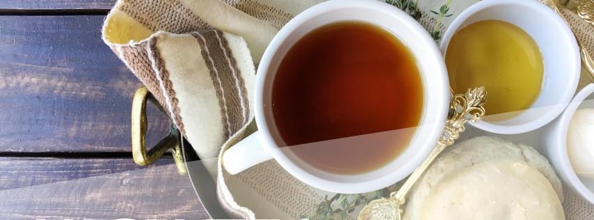 May High Tea @ Sun in my Belly