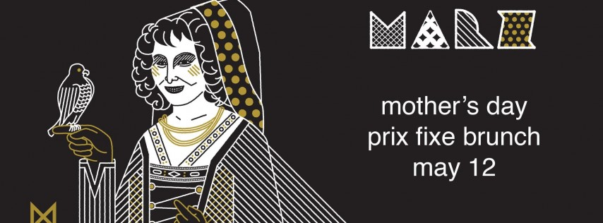 Marz Mother's Day Prix Fixe Brunch
