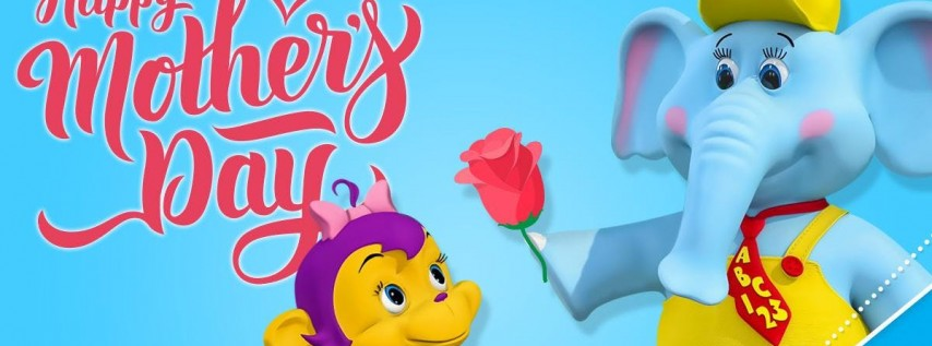 Free Mother's Day High Tea & Play for Your Little Ones!
