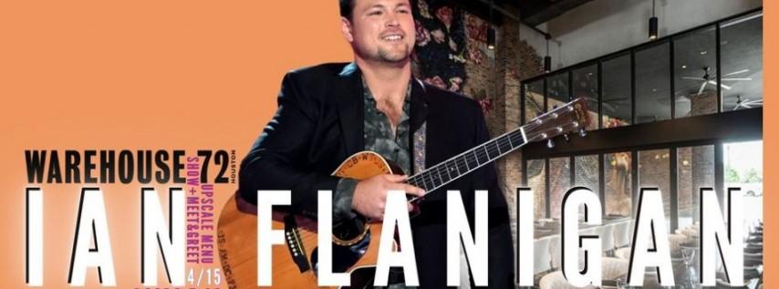 Show + Meet & Greet with Ian Flanigan