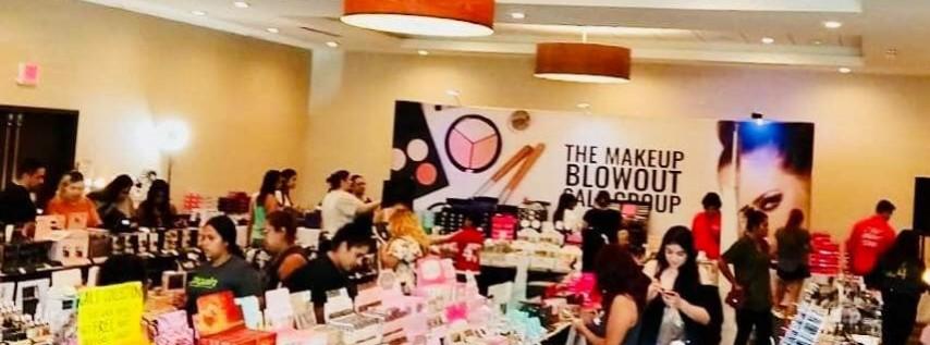 A Makeup Blowout Sale Event!