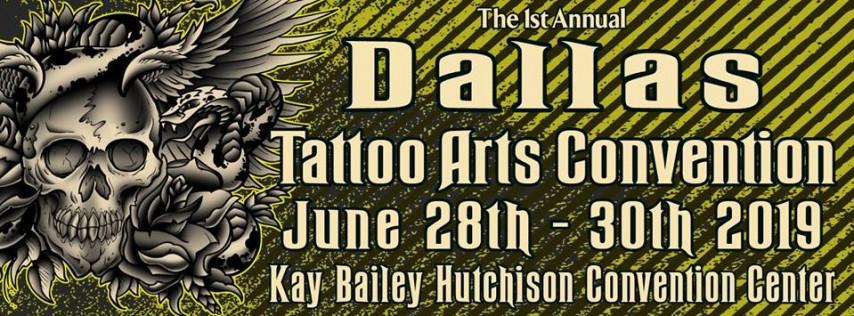 The 1st Dallas Tattoo Arts Convention