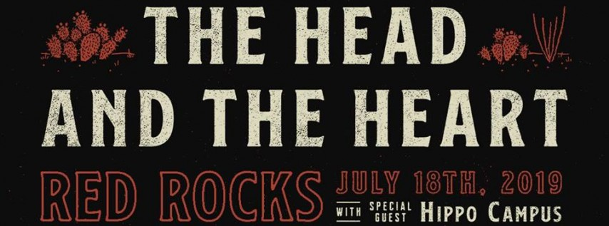 The Head & the Heart : Second Night Added