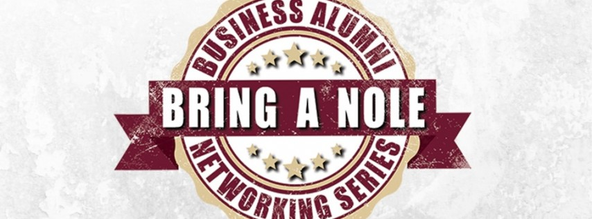 West Palm Beach Alumni Networking Event