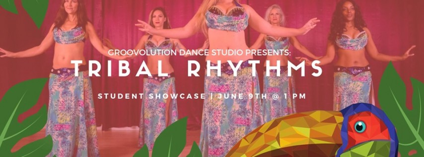 Tribal Rhythms: Student Showcase
