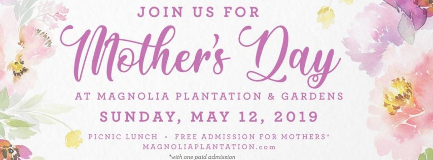 Mother's Day Picnic Lunch