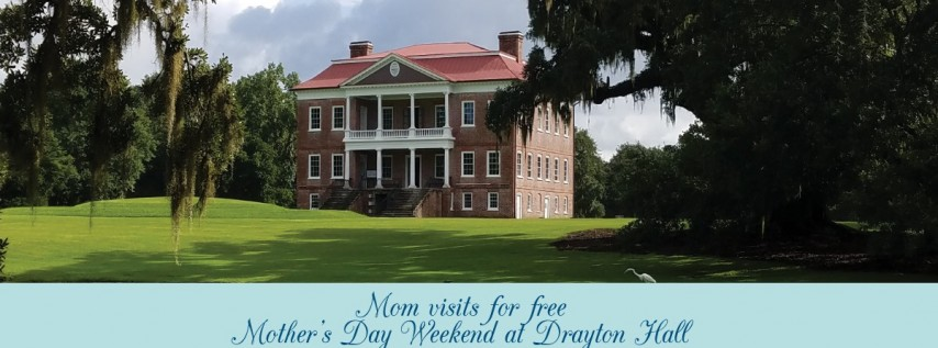 Free gate admission for Moms on Mother's Day Weekend