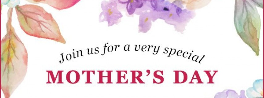 DC Gent's Mothers Day Extravaganza