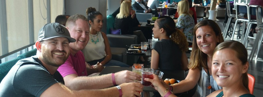 Wine Down Wednesday @ Aloft Tampa Downtown