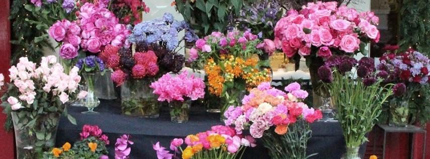 Mother's Day Flower Bar