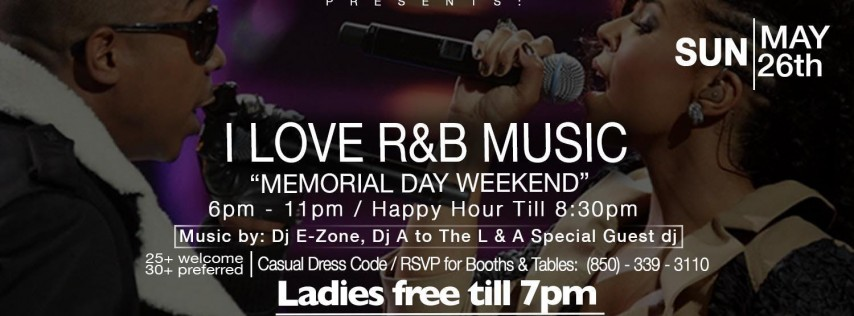 The Social Lounge / Memorial Day Weekend