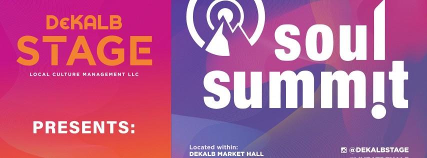 5.25.19 Dekalb Stage presents Soul Summit