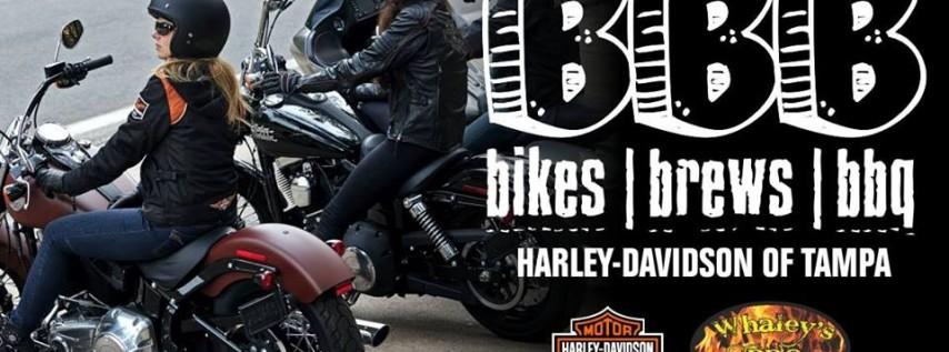 Tampa Harley-Davidson Bikes, Brews and BBQ!