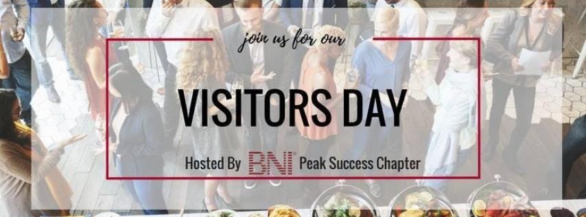BNI Peak Success Visitor Day