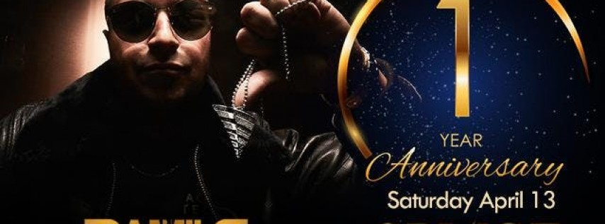 SPYCE NIGHTCLUB ONE YEAR ANNIVERSARY PARTY WITH DJ CAMILO