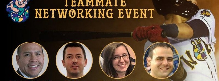 New Orleans Teammate Networking Event Presented by TeamWork Online