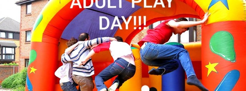 Let Us Play!!! Adult Play Day and Water Balloon Battle!!