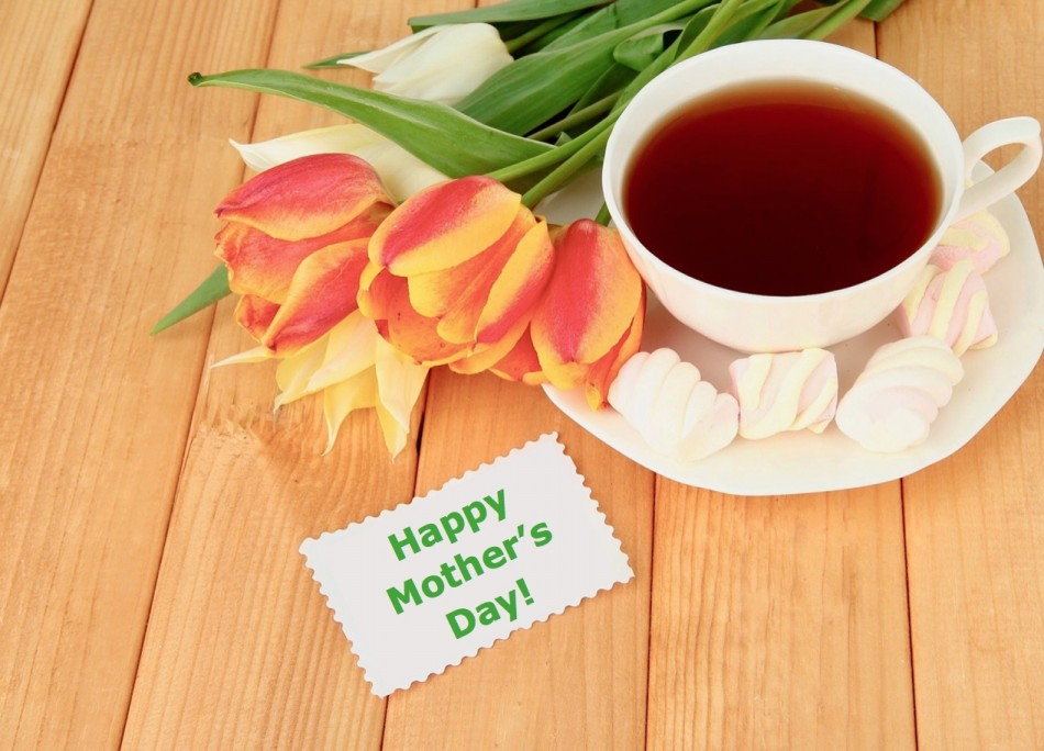 Mother's Day Tea Party Class (Ages 2-8 w/ Caregiver)