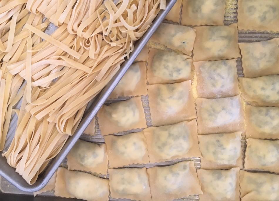 Handmade Pasta Class (BYOB / 18+)