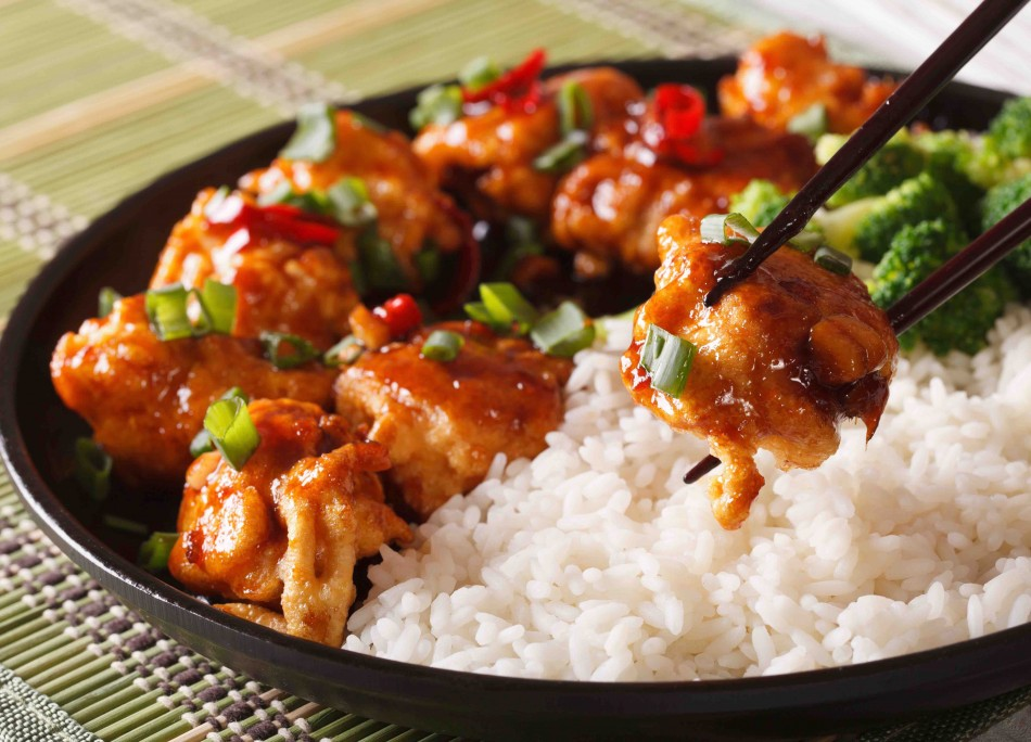 Chinese Takeout Class (18+)