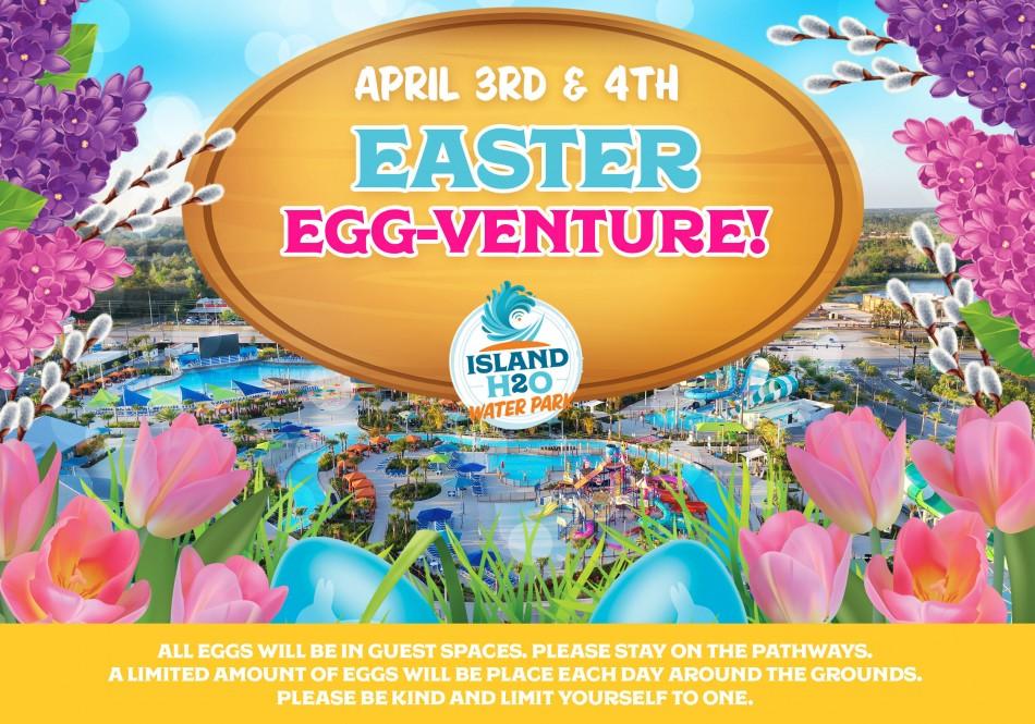 2021 Easter Egg-Venture