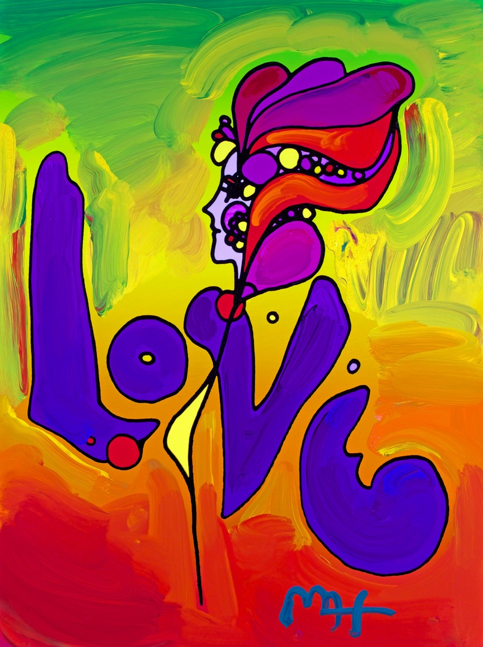 Iconic American Artist Peter Max Brings 2021 Retrospective to Jacksonville
