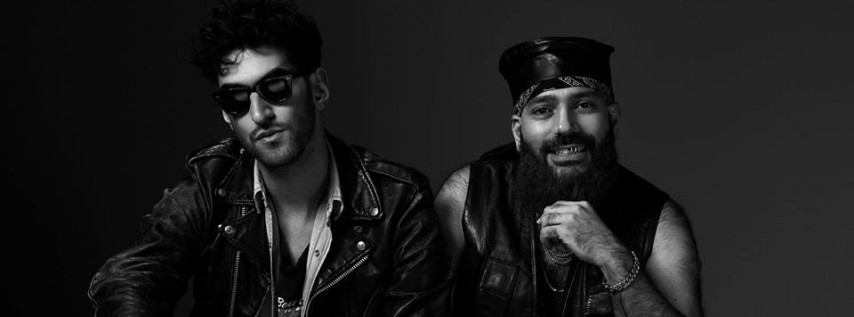 Chromeo with a Live Band