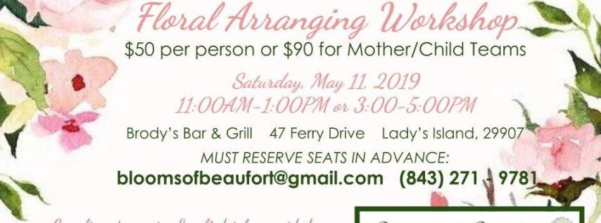 Mother's Day Floral Arranging Workshop
