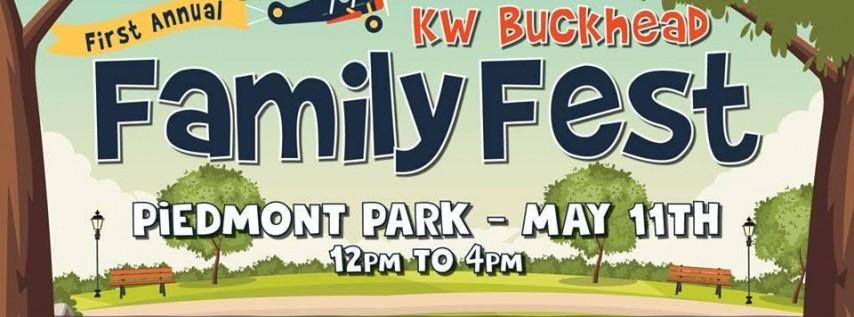 Brian Bailey - KW Buckhead 1st Annual Family Festival