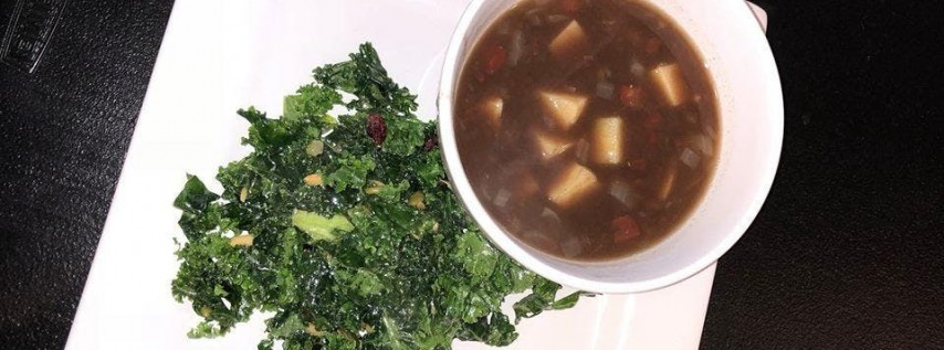 Souper Soul Wednesday Lunch 5/29/19