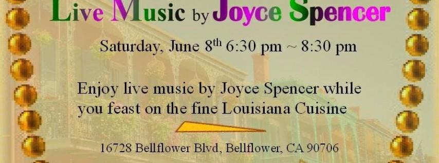 Live Jazz & RnB with Joyce Spencer