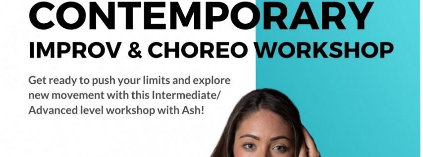 Contemporary Improv & Choreo Workshop