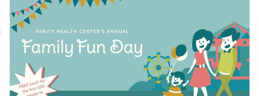 Verity's Annual Family Fun Day
