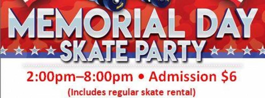 Memorial Day Skating Special