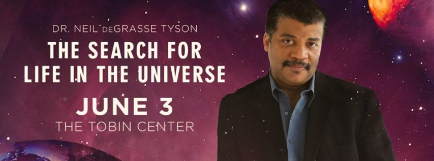 Neil deGrasse Tyson - The Search for Life in the Universe