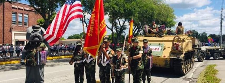 Memorial Day Parade, Sarasota, FL